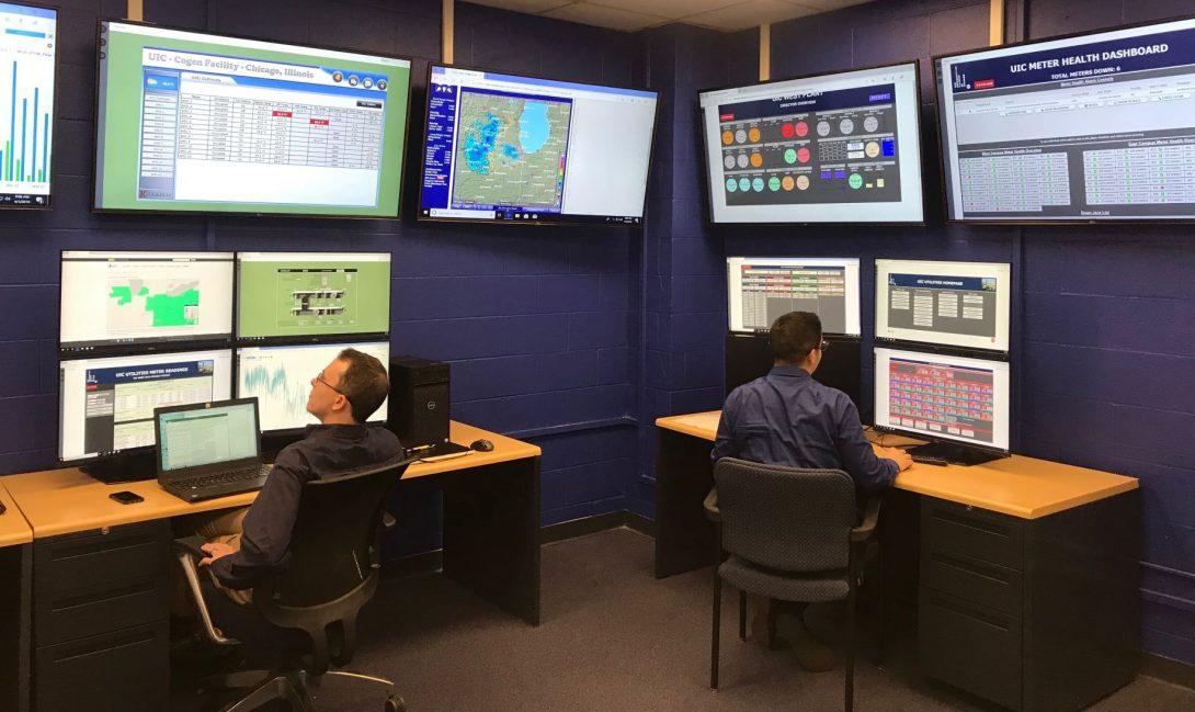 UIC Energy Command Center
